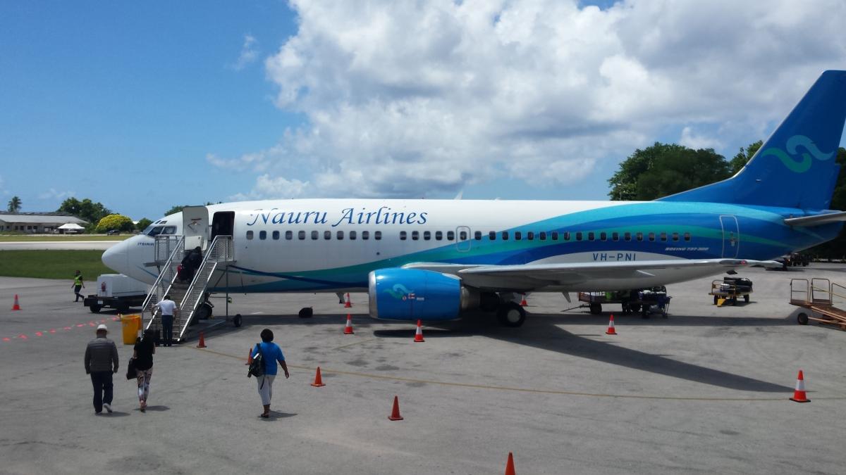 Resultado de imagen para nauru airlines